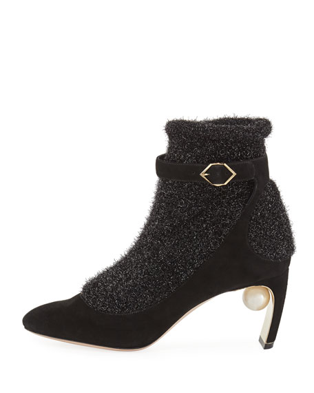 Lola Sock Ankle Boot