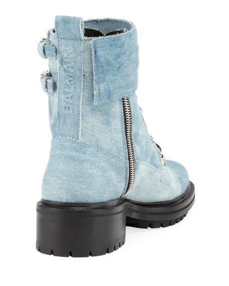 Cartel Denim Ranger Boot