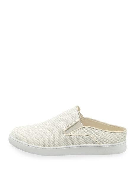 Verrell-4 Raffia Sneaker Mule