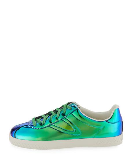 Camden Iridescent Low-Top Sneaker