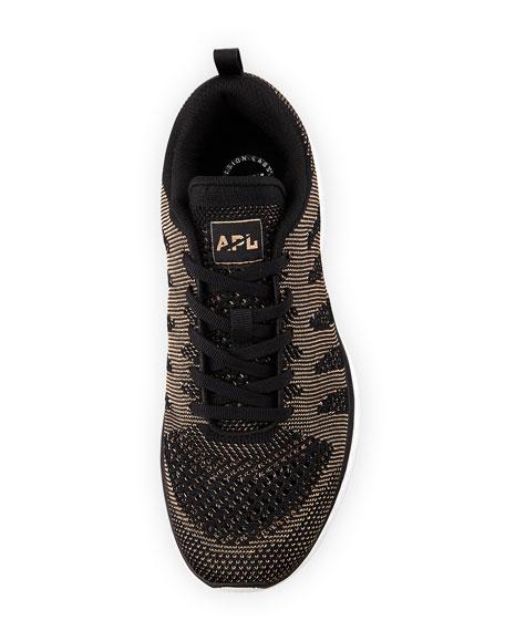 Techloom Pro Metallic Sneaker