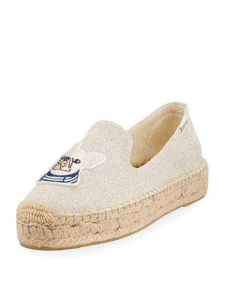 Teddy Gigi Canvas Espadrille