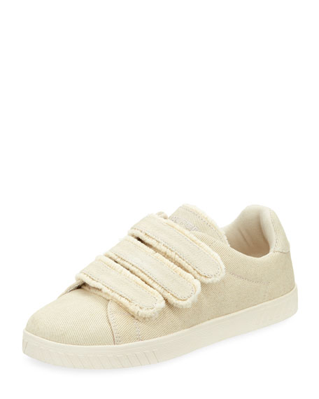 Carry Denim Grip-Strap Sneaker
