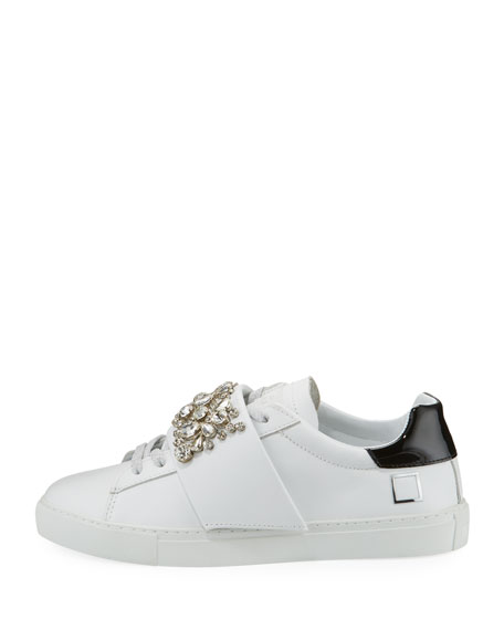 Newman Jewel-Strap Sneakers