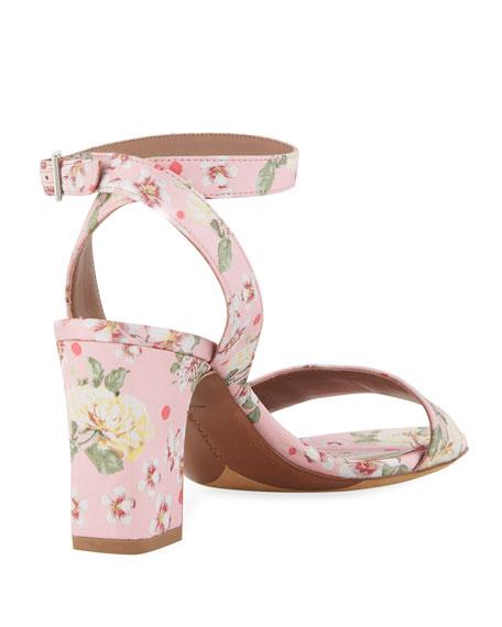 6639a85a2490 Tabitha Simmons Leticia Floral Block-Heel Sandal