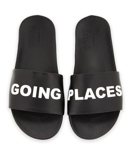 Image 1 of 1: Going Places Slide Sandal