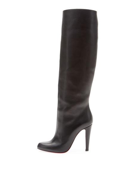 brand new 57072 17ab0 Marmara Botta Red Sole Knee Boot