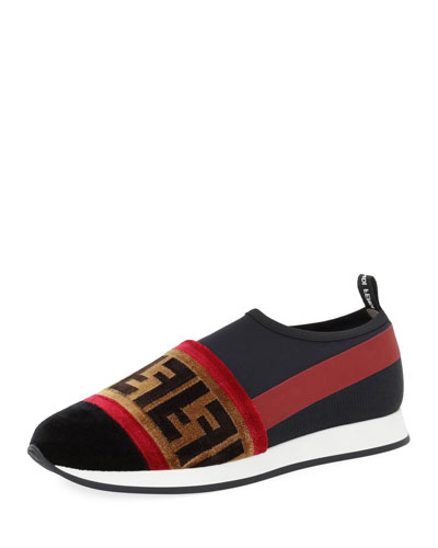 Colibri Low Slip-On Sneakers