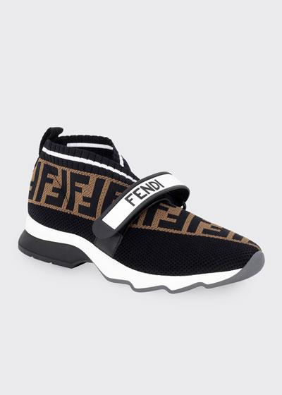 Rockoko FF Knit Sneakers