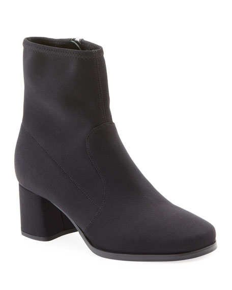 Image 1 of 1: Stretch-Fabric 55mm Booties