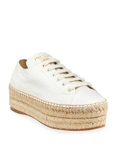1cf81738ba1 Prada Women s Shoes   Creepers   Slide Sandals at Bergdorf Goodman