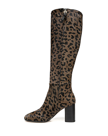 Reese To-The-Knee Fur Boots