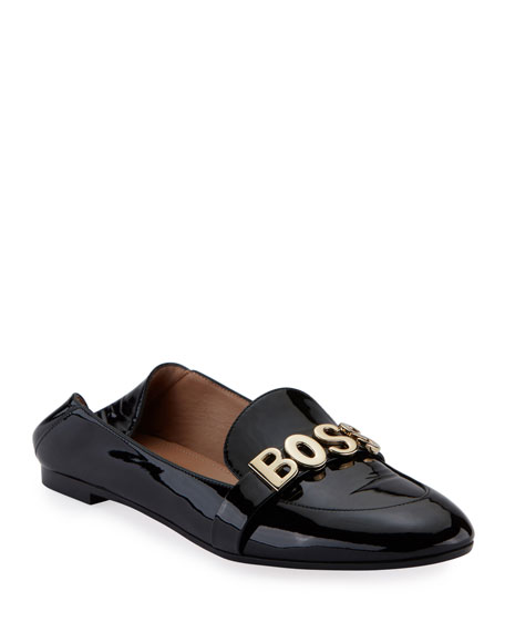 Boss Lady Fold-Down Moccasin Loafers