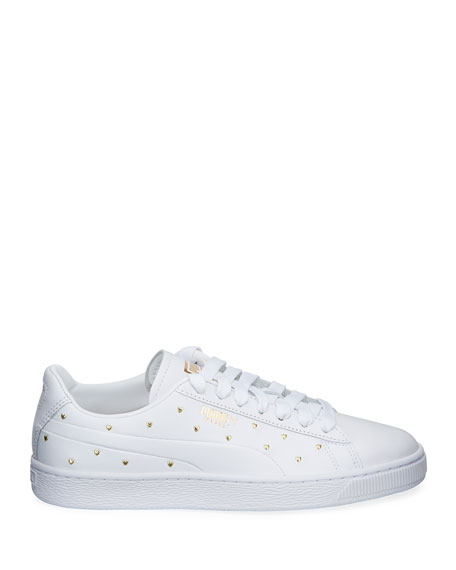 promo code 03ab7 c10ce Basket Heart Studs Sneakers