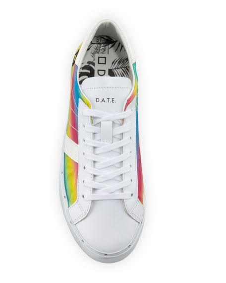 Hill Double Rainbow Sneakers