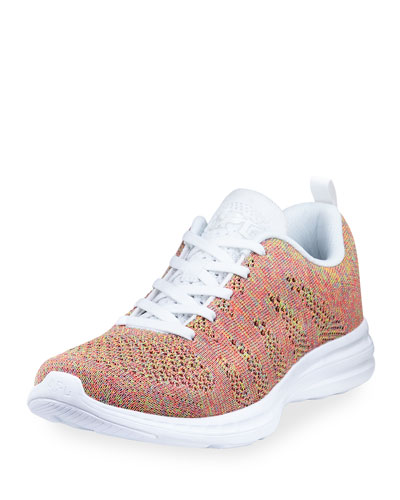 Techloom Pro Metallic Sneakers