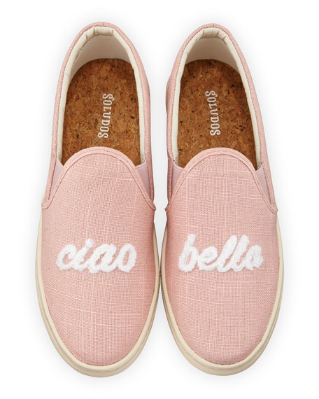 Image 1 of 1: Ciao Bella Espadrille Sneakers
