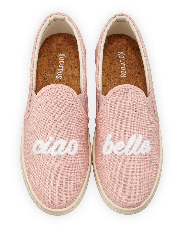 Soludos Ciao Bella Espadrille Sneakers