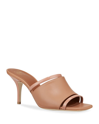 Laney Banded Mule Sandals