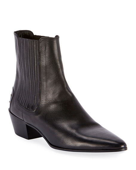 West Chels Pointed Booties