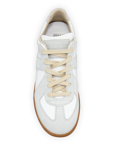 Retro Fit Lace-Up Sneakers