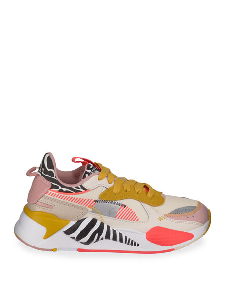 RS-X Unexpected Mixes Running Sneakers