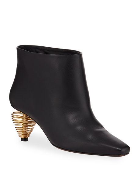 55mm Octo Spring Heel Boots