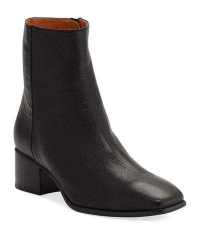 Aslen Mid-Heel Boots