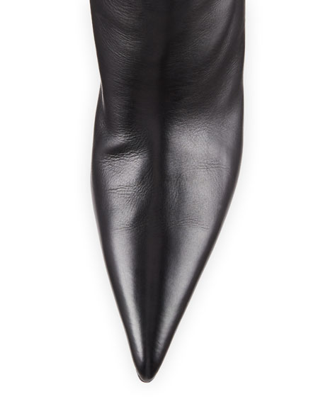 Bourgeoisie Leather Boot