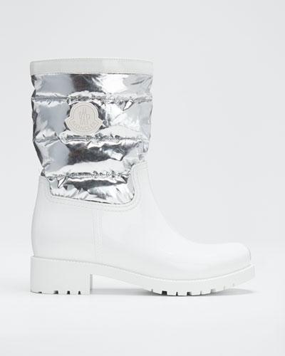 Gisele Metallic Boots