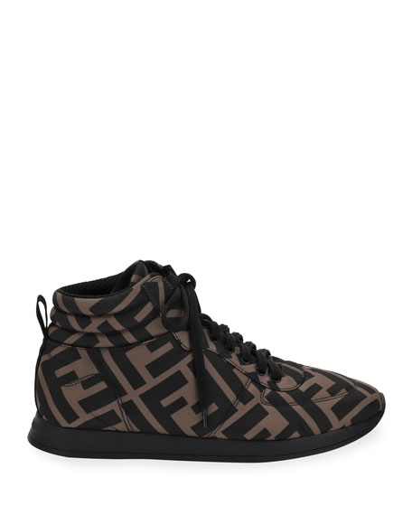 FFreedom High-Top Sneakers