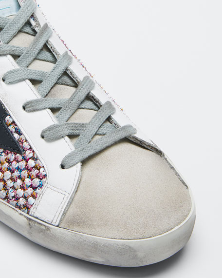 Superstar Multi Lace-Up Sneakers