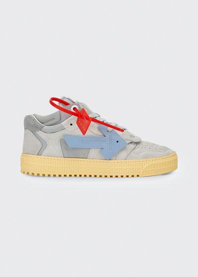 3.O Low-Top Sneakers