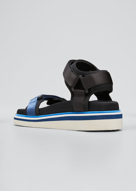 Ankle-Strap Sport Sandals