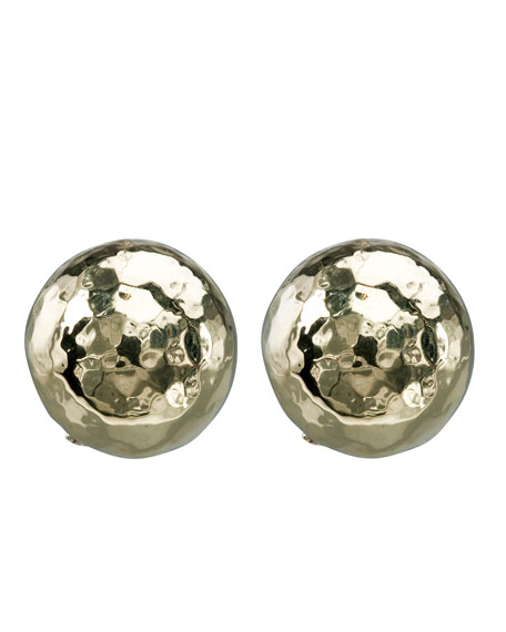 Glamazon Pinball Clip-On Earrings