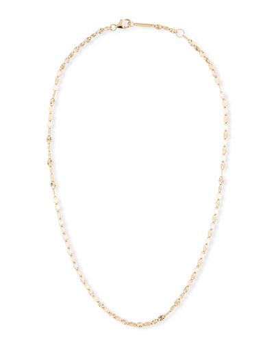 14k Gold Mega Blake Chain Choker Necklace