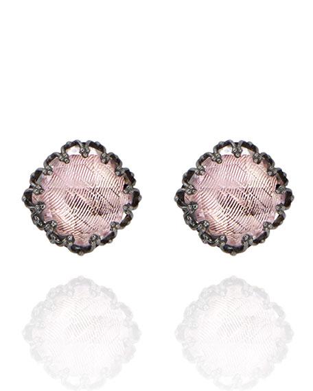 Jane Large Post Earrings, Ballet
