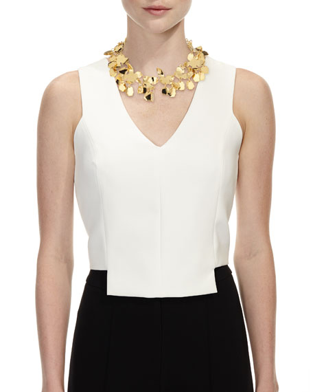 Lily Statement Necklace