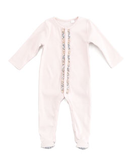 Check-Trim Sleepsuit