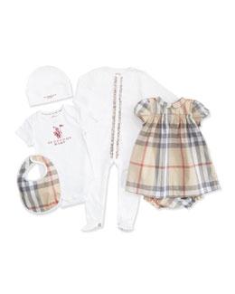 Five-Piece Newborn Gift Set