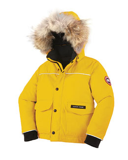 Kids' Lynx Parka, Silver Birch, Sizes 2-7