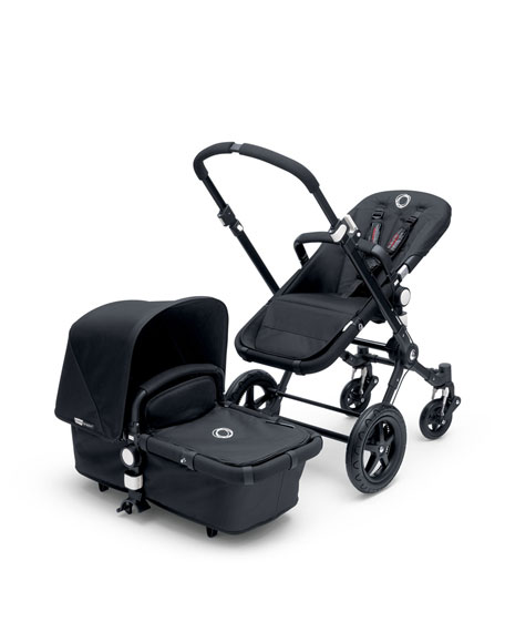 Image 1 of 1: Cameleon3 Stroller Base - Black/Black