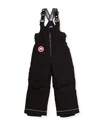 Thunder Waterproof Winter Pants  Black  Size 2-7