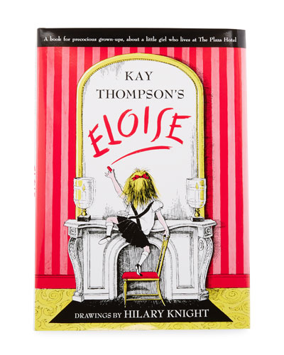 Eloise Hardcover Book