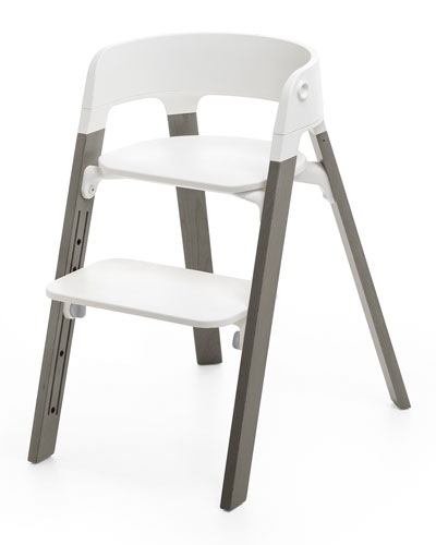 Steps Complete Chair  Light Gray