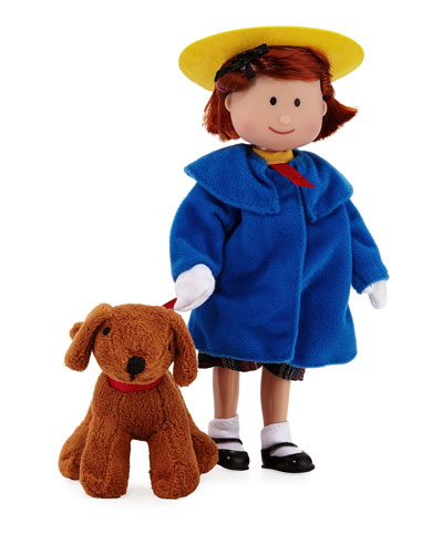 Madeline Poseable Doll w/ Genevieve