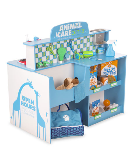 Kids' Pet Center Play Veterinarian Set