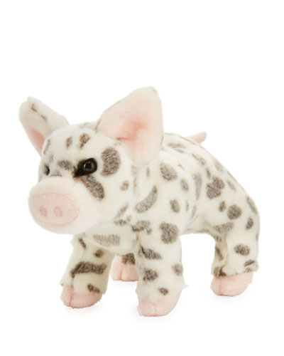 Pauline Spotted Pig Plush Toy  9