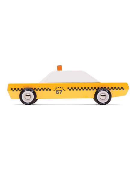 CandyCab Taxi Cab Toy Car