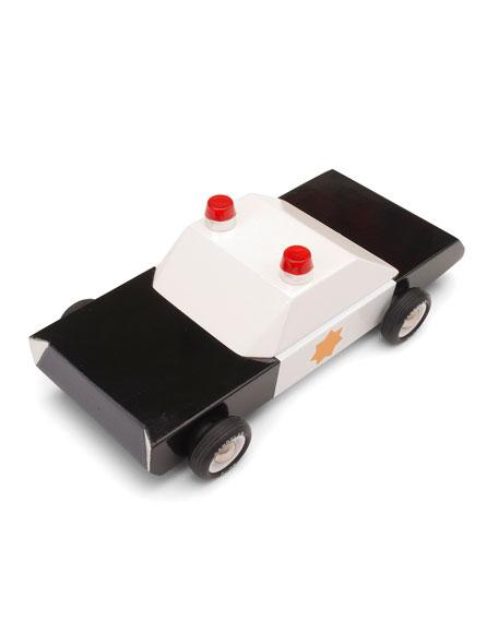 Police Cruiser Toy Car